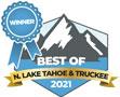 Winner - Best of Truckee 2021